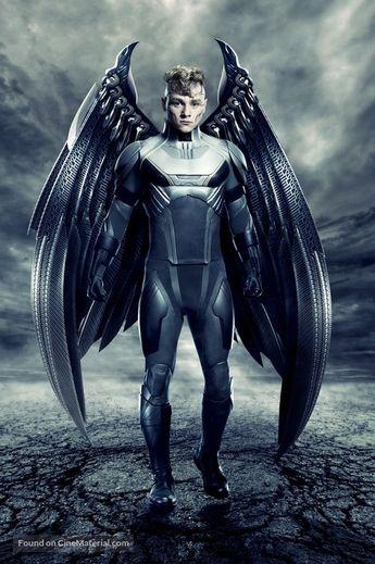 X-Men: Apocalypse key art