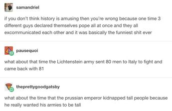 16 Times Tumblr Taught You More About History Than School Ever Did - Jeanne - #History #Jeanne #School #Taught #Times #Tumblr