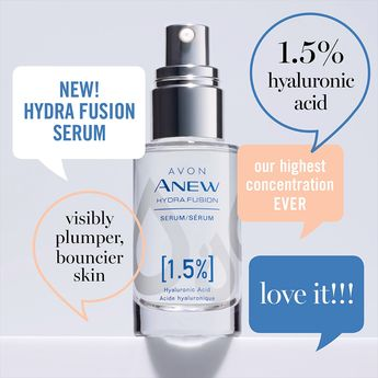 Anew Hydra Fusion 1.5% Hyaluronic Acid Serum