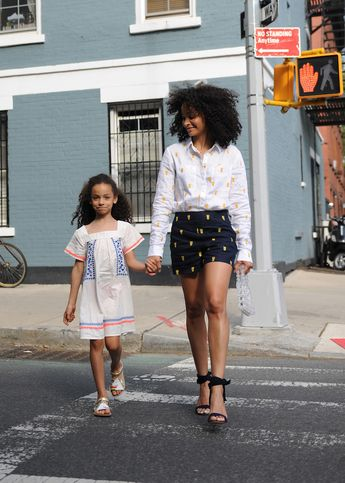 Mommy & Me: Preppy Summer Style