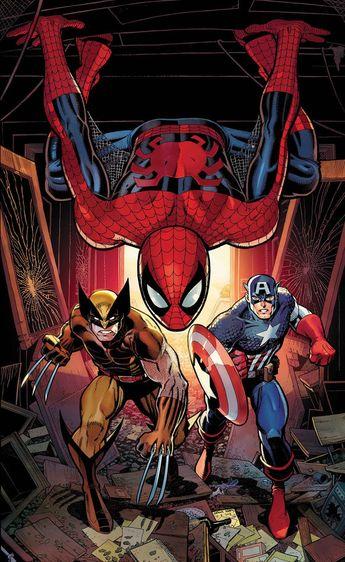 Marvel Comics Presents #3 - (W) Charles Soule, Andrew Aydin, More (A) Paulo Siqueira, Daniel Acuna, More (CA) Arthur Adams - #MarvelComics