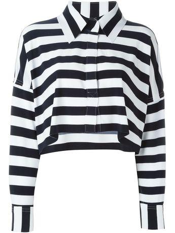 e598371ff6595f Nicholas Sheer pompom crochet ruffle silk blouse