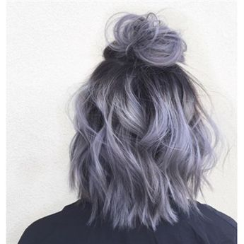 How-To: Metallic Lilac