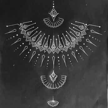#mandalatattoo #blackwork #black #art #illustration #instacool #bali #canggu #mandala #kimangeltattu