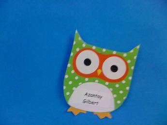 door decs owls