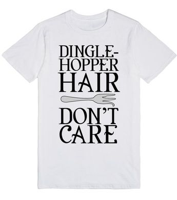 Dinglehopper Hair Don't Care! SAME DAY SHIPPING