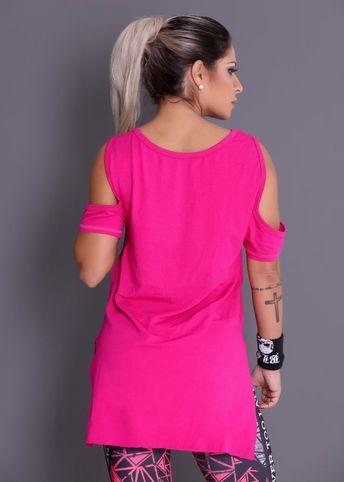 Maxi Blusa Start Doing - Donna Carioca - Moda fitness com preço de fábrica 45dd47e7c61