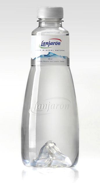 Lanjaron Water