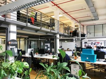 How Might Coworking Spaces Benefit from the Blockchain Development?   Deskmag   Coworking