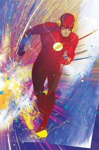 Flash | Christian Ward @christianward