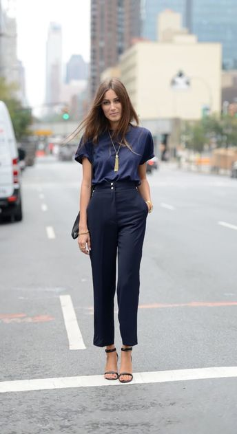 40 Unboring Casual Work Outfits for Women Over 40
