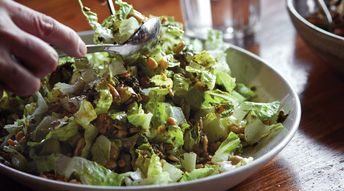 Tea Leaf Salad (Laphet Thoke)
