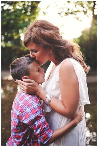 Mother/son. #family #photography #mother
