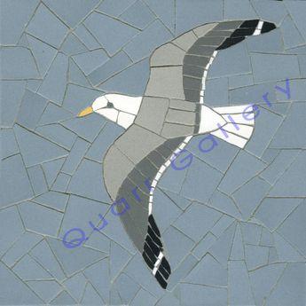 Gull (Flying)