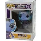 Karen Gillan Guardians Of the Galaxy Autographed #76 Nebula Funko Pop! JSA #FunkoPOP