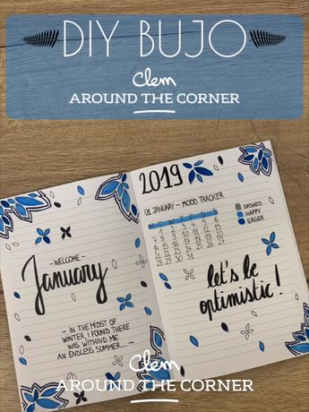 Calligraphie bullet journal : 20 belles typo - Clem Around The Corner