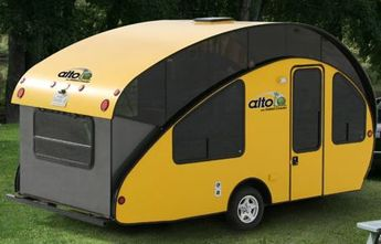 The RV I really want! The Alto by Safari Condo :) and it is Canadian made.