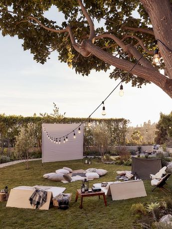 60 Inspiring Outdoor Summer Party Decorations Ideas
