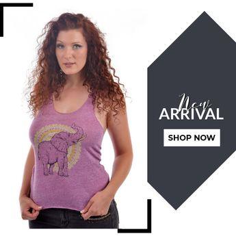 b47e1f0fdeac Grape Cat Vegan Clothing   Accessories  grapecats. 20w 0. African Elephant  Tank Top