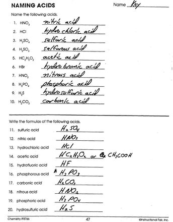 Worksheet Chemical Bonding Ionic And Covalent Answers Key ...