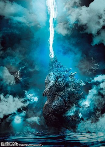 S.H.MonsterArts Godzilla (2019) (Godzilla: King of the Monsters) by Bandai