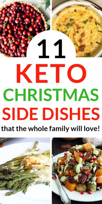 11 Keto Holiday Side Dishes To Wow Your Friends
