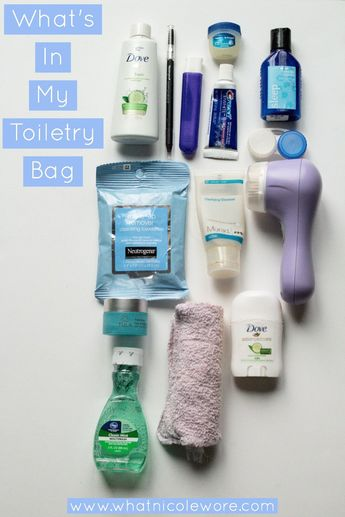 Top Travel Gifts + Inside My Toiletry Bag
