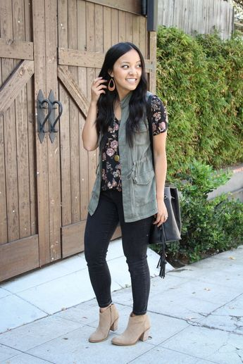 5 Ways to Wear a Utility Vest + Tips for Finding One