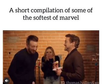 credit. tomas.holland.xo The post omg 😍😢 appeared first on Marvel Memes.