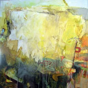 """SOLD • FRIED GREEN TOMATOES 36""""h x 36""""w"""