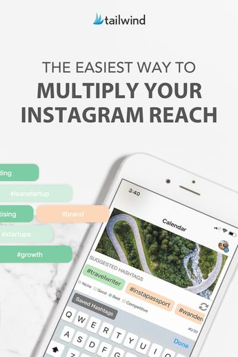 The Easiest Way to Multiply Instagram Reach  Stop copying-and-pasting, using outdated hashtags, and fighting to stand out on Instagram. Multiply your reach with Hashtag Finder's perfect-fit picks for every post instead.