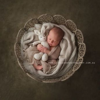 Inspiration For New Born Baby Photography : Luisa Dunn Photography