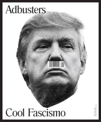 El código de barras del fascismo.
