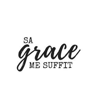 """Mais le Seigneur m'a répondu : """"Ma grâce te suffit, c'est dans la faiblesse que ma puissance se manifeste pleinement."""" C'est pourquoi je me vanterai plutôt de mes faiblesses, afin que la puissance du Christ repose sur moi. 2 Corinthiens 12:9"""