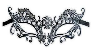 Masquerade Mask Art Stock Vector