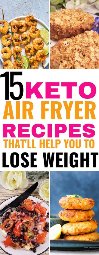15 Keto Air Fryer Recipes That Are Quick, Easy & Healthy