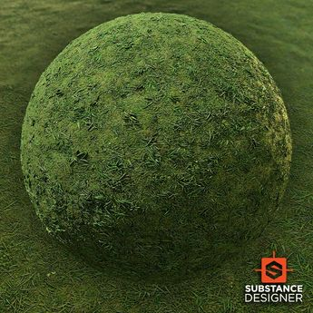 Stylized Mud - Substance Designer, 3dEx