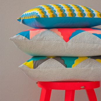 London Design Festival '13: Kangan Arora Modern Textiles