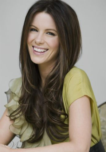 100% Hand-Tied Monofilament Top with Full Lace Long Wavy Human Hair Wig 22 Inches #4/27