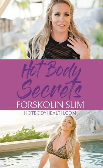 Why You Should Be Taking Forskolin Slim