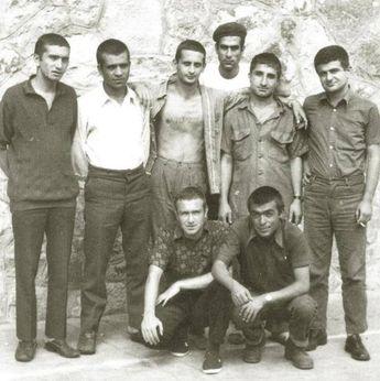 22 Ekim 1971 Mamak- Ankara..DENİZ GEZMİŞ