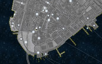 Space Station Earth | Mapbox