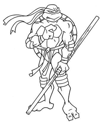 Image result for teenage mutant ninja turtles coloring pag