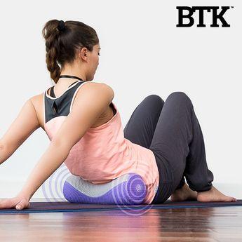 8,54€Masseur Vibro Yoga Roll BTK