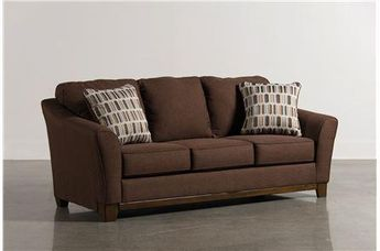 Janley Chocolate Sofa Main