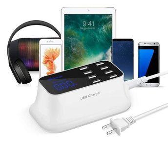 Smart 8-Port USB Charger