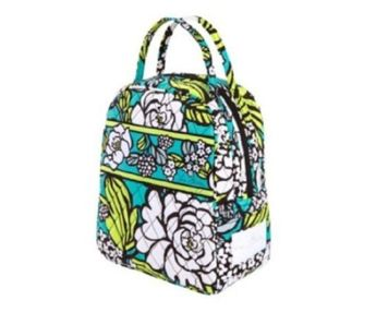 Vera Bradley lunch box 28 on Amazon online store 22716 13b87  Lunch Bags ... 3a0b3c655930a