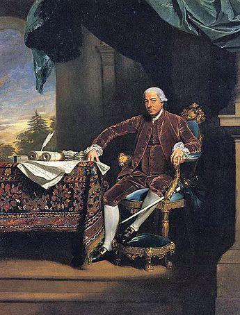 Henry Laurens: 1782