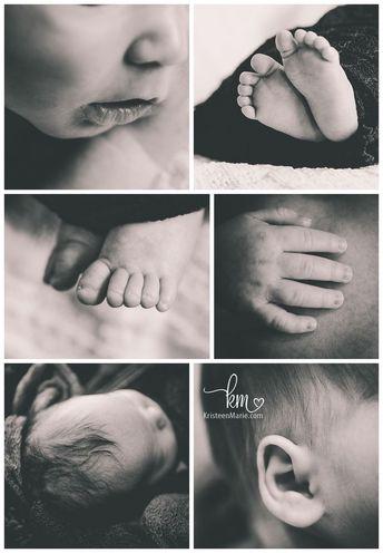 Die Familie Smith und ihr neugeborenes Baby – Zionsville Newborn Photographer
