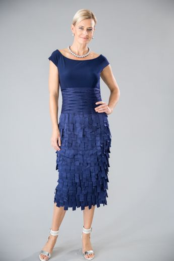 0582d378149 Living Silk - specializing in dresses and two piece outfits with sleeves  for the modern and